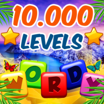 Wordy: Hunt & Collect Word Puzzle Game 1.2.6 APK MOD
