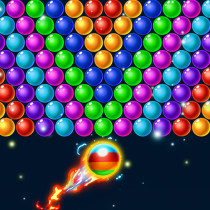 Bubble Shooter Blast New Pop Game 2021 For Free  1.8.5 APK MOD