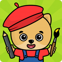 Coloring and drawing for kids  3.107 APK MOD