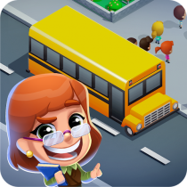 Idle High School Tycoon Management Game  0.10.2 APK MOD