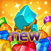 Jewels fantasy:  Easy and funny puzzle game 1.7.2 APK MOD