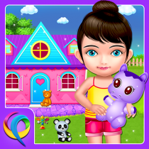 My Baby Doll House – Tea Party & Cleaning Game 1.0.6 APK MOD