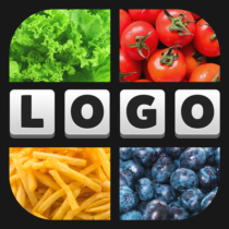 4 Pics 1 Logo Game – Free Guess The Word Games 1.1.3 APK MOD