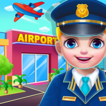 Airport Manager : Adventure Airline Game 2.0 APK MOD