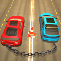 Chained Car Racing Games 3D 3.2 APK MOD