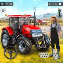 Farming Game 2021 – Free Tractor Driving Games 1.1.1 APK MOD