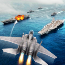 Fighter Jet Air Strike – New 2020, with VR 8.0 APK MOD