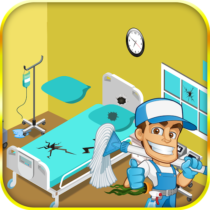 Hospital repair and cleanup 1.2 APK MOD