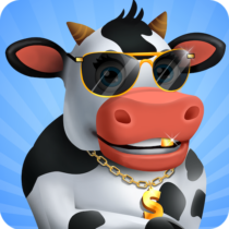 Idle Cow Clicker Games: Idle Tycoon Games Offline 3.1.4 APK MOD