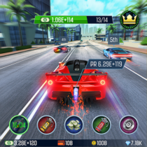Idle Racing GO: Clicker Tycoon & Tap Race Manager 1.27.2 APK MOD
