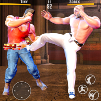 Kung fu fight karate Games: PvP GYM fighting Games 1.0.39 APK MOD