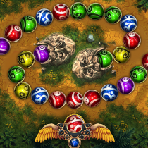 Marble Duel-match 3 spheres & PvP spells duel game  3.5.10 APK MOD