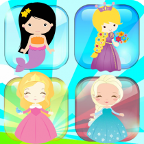 Memory matching games 2-6 year old games for girls 1,136 APK MOD