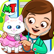 My Town : Pets, Animal game for kids 1.02 APK MOD