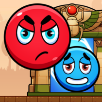 Red and Blue Ball  0.2.2 APK MOD