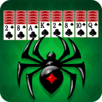 Spider Solitaire – Free Card Game 2.8 APK MOD