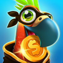 Spin Voyage: raid coins, build and master attack! 2.01.09 APK MOD