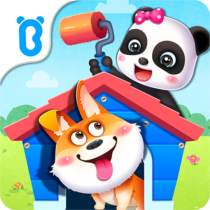 Baby Panda' s House Cleaning 8.57.00.00 APK MOD