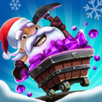 Idle Miner Clicker Games: Miner Tycoon Games 2021 3.7 APK MOD