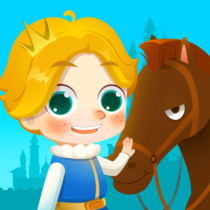 My Little Prince: Pony and Castle Games for kids 1.1.6 APK MOD