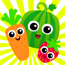Smart Foodies! Kids Learning games for toddlers 1.0.3 APK MOD