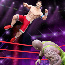 Cage Wrestling Games: Ring Fighting Champions  1.1.9 APK MOD
