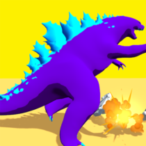 Fire Arena – King of Monsters 2021.36 APK MOD