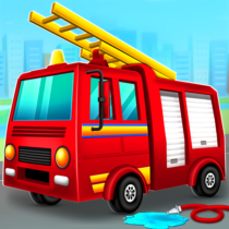 Firefighter: Fire Rescue And Car Wash Garage 1.0.15 APK MOD