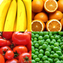 Fruit and Vegetables, Nuts & Berries: Picture-Quiz 3.2.0 APK MOD