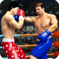 Tag Team Boxing Game: Kickboxing Fighting Games  3.3 APK MOD